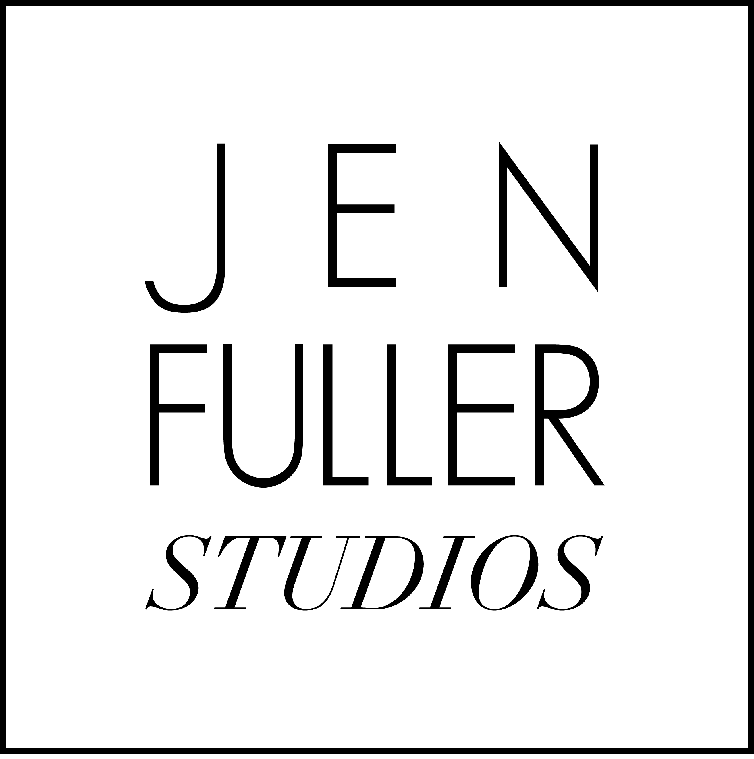 Jen Fuller Studios - Glass. Light. Steel.